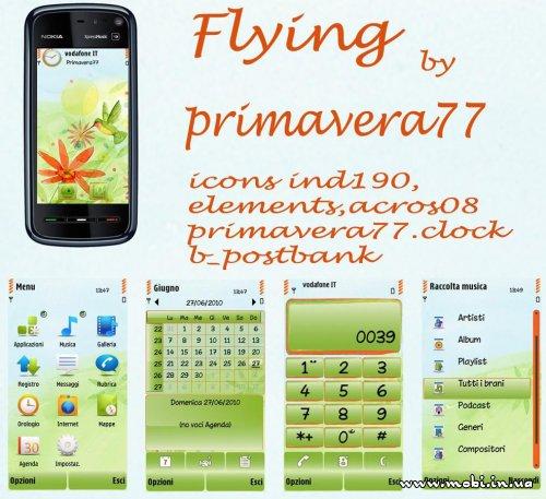 Flying By Primavera77