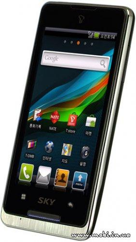 SKY Vega (IM-A650S): очередной Android смартфон от Pantech