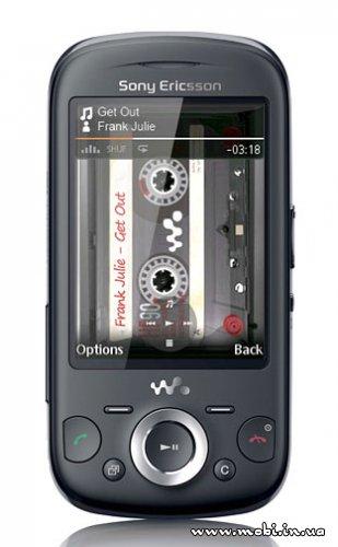 Музыкальный слайдер Sony Ericsson Zylo (W20i) появится в России