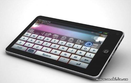 UMPC FlyTouch - 200-долларовый клон iPad