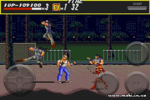 Streets of Rage 2.0
