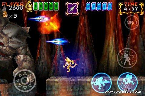 Ghost'N Goblins: Gold Knights II 1.0.0