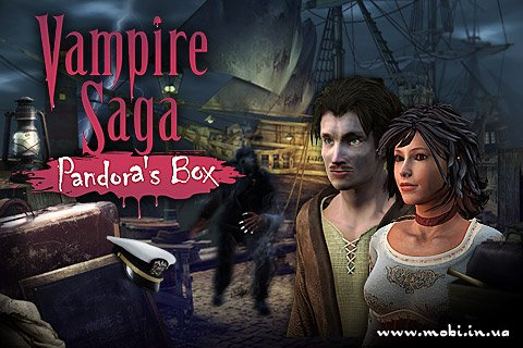 Vampire Saga: Pandora's Box 1.0