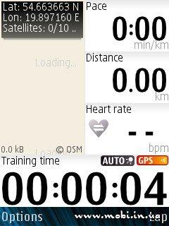Sports Tracker 3.50