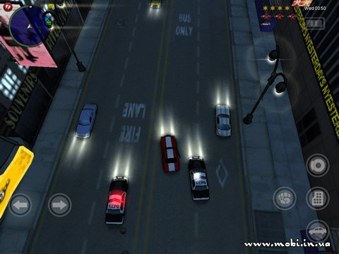 Grand Theft Auto: Chinatown Wars HD for iPad 1.0.0