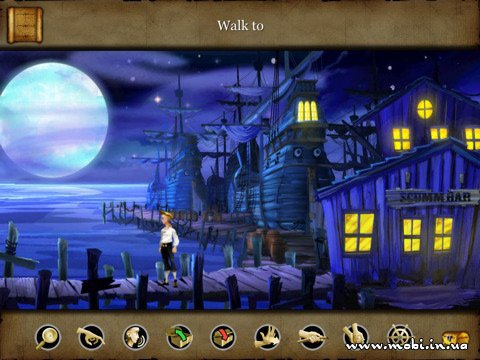 The Secret of Monkey Island: Special Edition for iPad 1.1