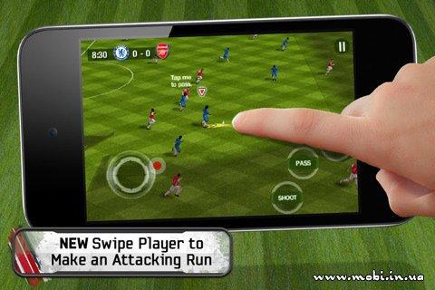 FIFA 2011 by EA SPORTS™ (World) 1.1.4