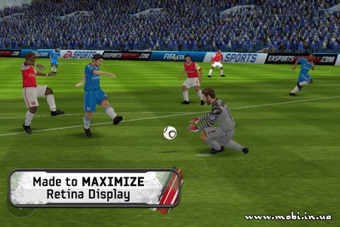 FIFA 2011 by EA SPORTS™ (World) 1.1.4