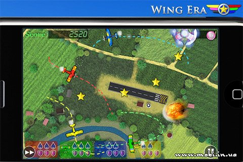 Wing Era: The Golden Flight 1.1
