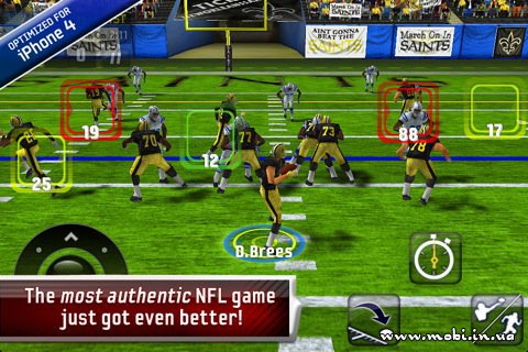 MADDEN NFL 2011 by EA SPORTS™ (World) 1.0.6