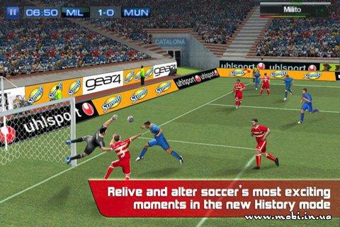 Real Football 2011 HD for iPad 1.0.0