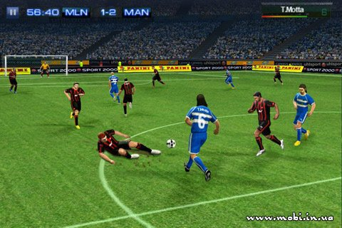 Real Football 2011 HD for iPad 1.0.0