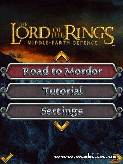 The Lord of The Rings : Middle-Earth Defense