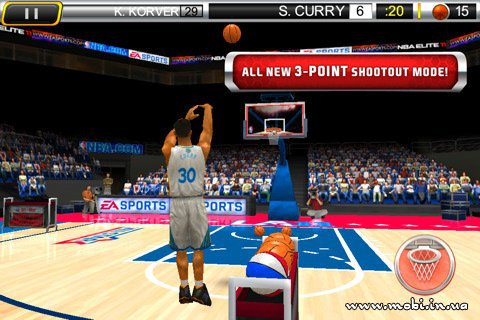 NBA Elite 2011 by EA SPORTS™ (World) 1.0.1