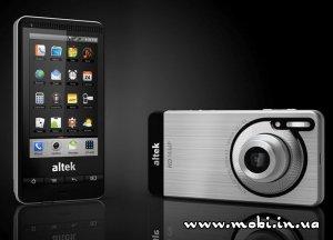 14-мегапиксельный смартфон на базе Google Android от Altek