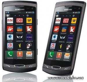 Samsung Wave II, смартфон на базе ОС Bada