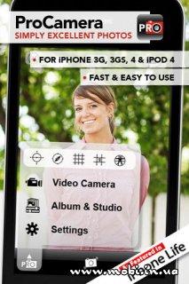ProCamera + GeoTagging 3.0