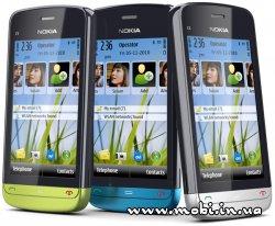 Анонс сенсорного телефона Nokia C5-03