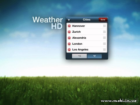 Weather HD 1.5.3