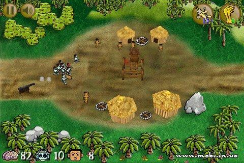 Tower Assault! Curse of Zombie Island 1.1