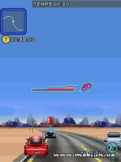 Need for Speed Hot Pursuit 3D/2D