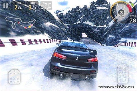 GT Racing Motor Academy HD  [Symbian^3]