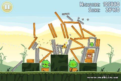 Angry Birds 1.02.1 [Symbian^3]