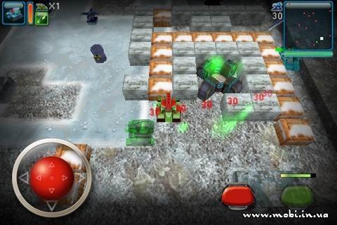 Tank Warfare Deluxe 1.1
