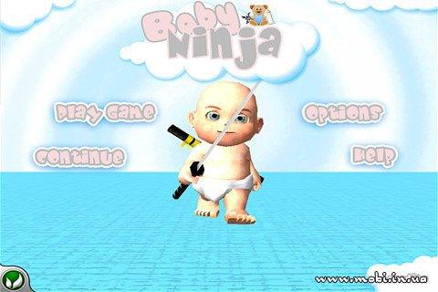 Baby Ninja 1.2