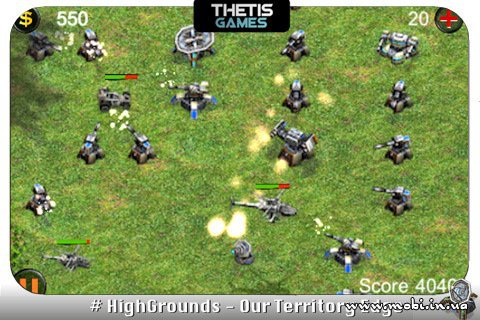 Mech War 1.1 + версия 1.1 для iPad