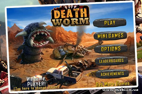 Death Worm 1.01