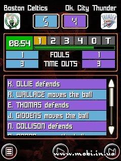 Internetional Basketball Manager