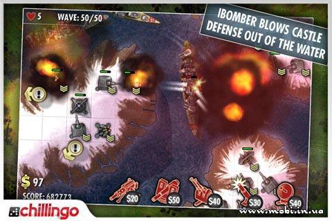 iBomber Defense 1.1