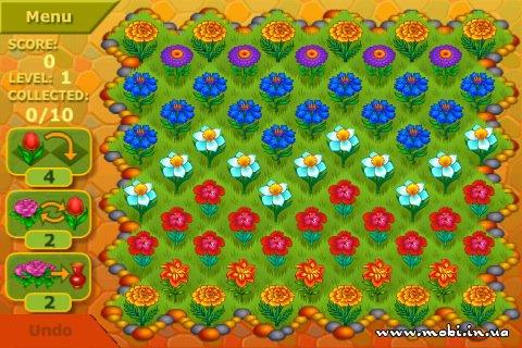 Flower Garden Logical Game 1.4