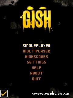Gish The Mobile Game