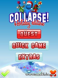 Collapse! Holiday Edition