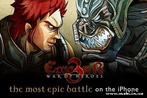 Epic War 3 – War of Heroes 1.0.2
