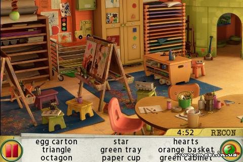 Toy Story 3: Operation Camouflage 1.1.0