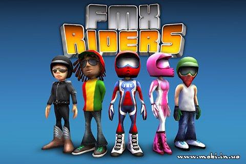 FMX Riders 1.1