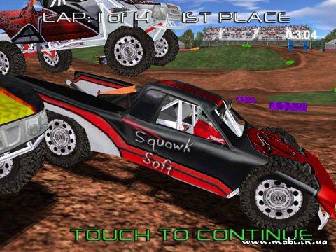 Pro Truck Racing HD 1.1