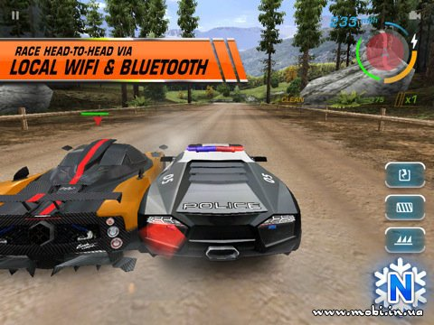 Need for Speed™ Hot Pursuit for iPad 1.0.0