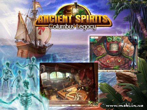 Ancient Spirits: Columbus' Legacy 1.0.27