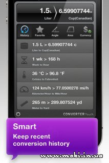 Converter Touch ~ Drag-and-Drop Unit Converter 1.0.1